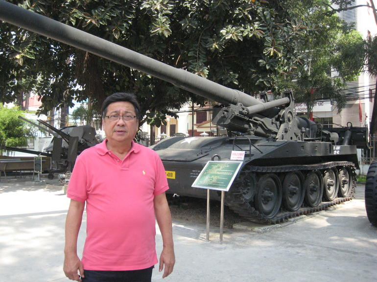 Memoir - War Remnants Museum - Ho Chi Minh City