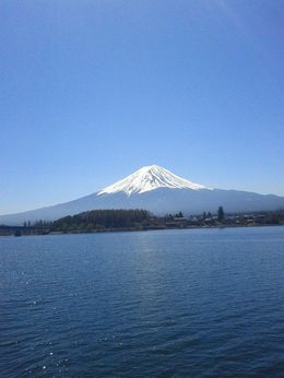 The Mt. Fuji and Hakone area tour. Our plans changed from Lake Ashi to Lake Kawaguchi, but we still got splendid shots! :D , Sonia F - April 2015