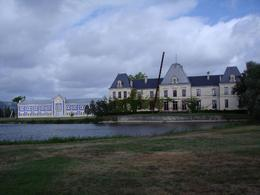 Photo of   One of the chateaus on the Bordeaux wine and art trip
