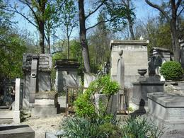 Photo of   Père Lachaise Cemetery