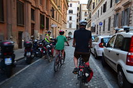 Rome Bike Tour, Jeff - July 2012