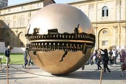 Photo of Rome Skip the Line: Vatican Museums Walking Tour including Sistine Chapel, Raphael's Rooms and St Peter's Speher within Sphere