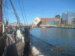 Photo of Boston Boston Hop-on Hop-off Trolley Tour Tea Party Ship