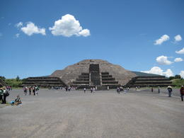 Photo of Mexico City Teotihuacan Pyramids and Shrine of Guadalupe Teotihucan