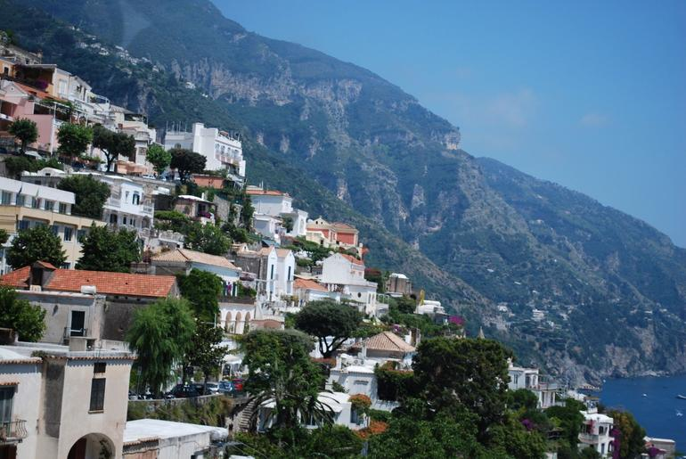 The Beautiful View at Positano - Rome