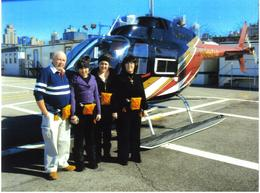 Photo of New York City Manhattan Sky Tour: New York Helicopter Flight THE CLAN