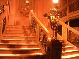 Photo of Orlando Titanic The Experience The Grand Staircase