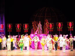 Photo of Beijing Beijing Acrobat Show with Transfer The Performers