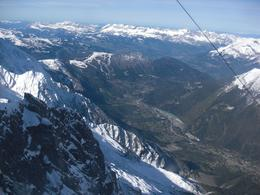 Photo of Geneva Chamonix and Mont Blanc Valleys in between the Alps