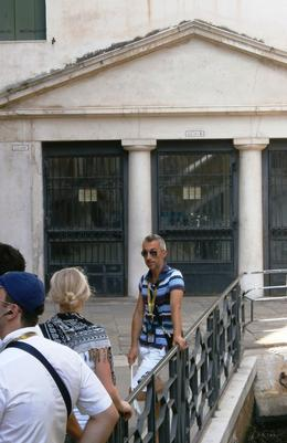 Our awesome tour guide, Francesco! , Carin C - September 2013