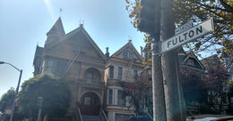 This is just one kind of Painted Lady house, though not one of the iconic ones, Emily G - August 2015