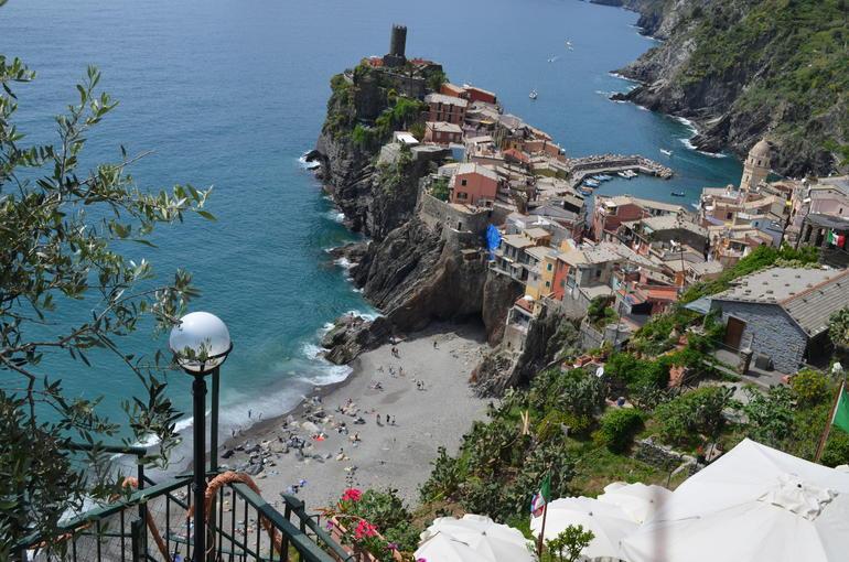 View of Vernazza - Florence