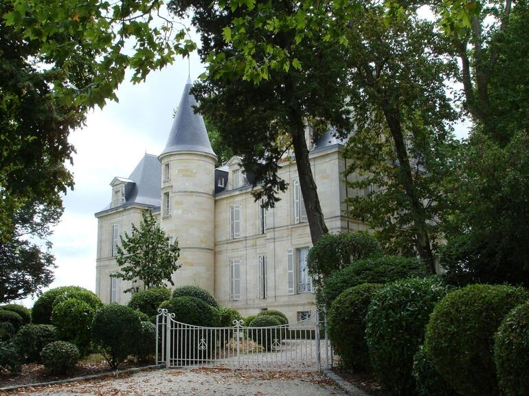 Another chateau - Bordeaux