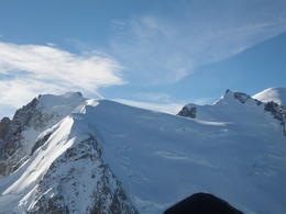 Photo of Geneva Independent Chamonix and Mont Blanc Tour from Geneva at the peak