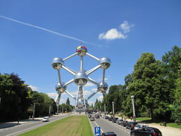 Photo of Brussels Brussels Hop-On Hop-Off Tour Atomium