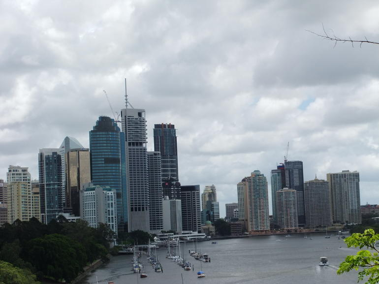 Brisbane river view - Brisbane