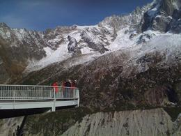 Photo of Geneva Chamonix and Mont Blanc Closer look at the view point in Mer de Glace