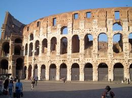 Photo of Rome Civitavecchia Shore Excursion: Rome in One Day Private Tour Colosseum