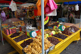 Photo of   Dates galore at Little India market stall
