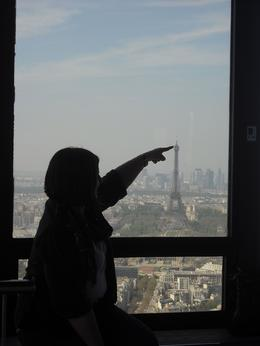 Photo of Paris Montparnasse Tower 56th Floor Observation Deck Eiffel tower fun