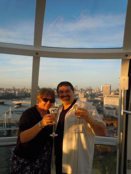 Photo of London London Eye: Champagne Experience London 2011