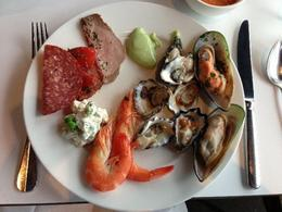 Photo of Sydney Sydney Tower Restaurant Buffet mouthwatering seafood