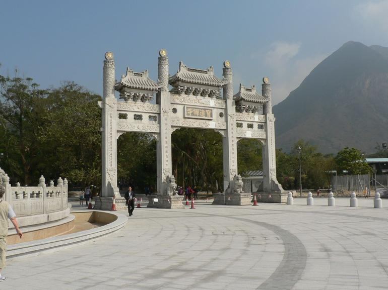 New Gate, Giant Buddha - Hong Kong