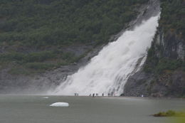 At Mendenhall glacier. , ruthanneschulte - August 2015
