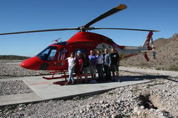 Foto de Las Vegas Gran Cañón: Tour en helicóptero y aventura en un rancho On the Ranch