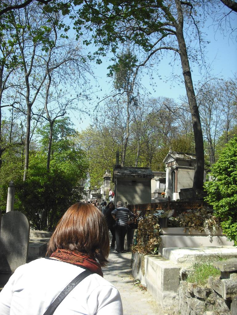 P�re Lachaise Cemetery - Paris