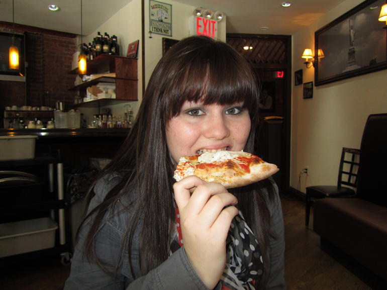 pizza - New York City