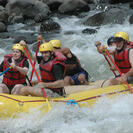 Photo of San Jose Whitewater Rafting on the Pacuare River in Costa Rica Rafting the Pacuare River