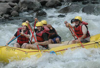 Photo of San Jose Whitewater Rafting on the Pacuare River in Costa Rica