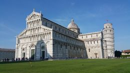 Pisa Leaning Tower , Ramidayu Y - June 2015