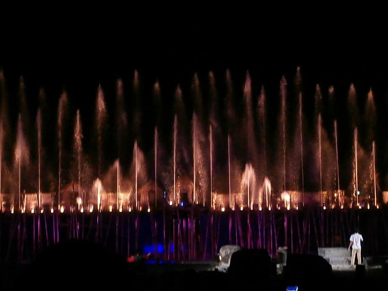 Songs of the Sea show - Singapore