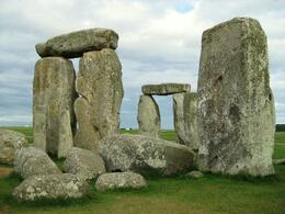 Early morning at Stonehenge, Rene C - August 2010