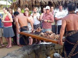 Photo of Big Island of Hawaii Lava Legends and Legacies Luau on the Big Island the pig