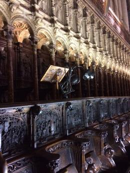 Photo of Madrid Independent Toledo Day Trip: Toledo Card and High-Speed Train Transport from Madrid Toledo cathedral