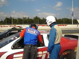Photo of Orlando Race Car Drive-Along: Rookie Experience at Walt Disney World Speedway Orlando Where is My Harness?!
