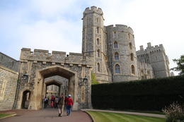Windsor Castle , Alexander C - October 2014