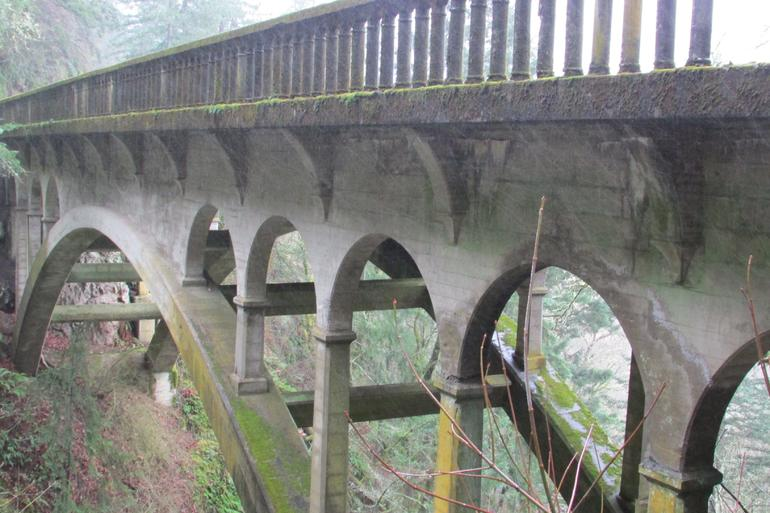 Morning Half-Day Multnomah Falls and Columbia River Gorge Waterfalls Tour from Portland photo 5