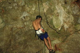 Photo of Cancun 4-in-1 Tulum Adventure: Zipline, Cavern Rappel, Cave Snorkel and Skycycle _MG_5200