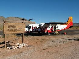 Photo of Las Vegas Grand Canyon North Rim Bar 10 Deluxe Air and Ground Tour AIRPORT AT BAR 10 RANCH