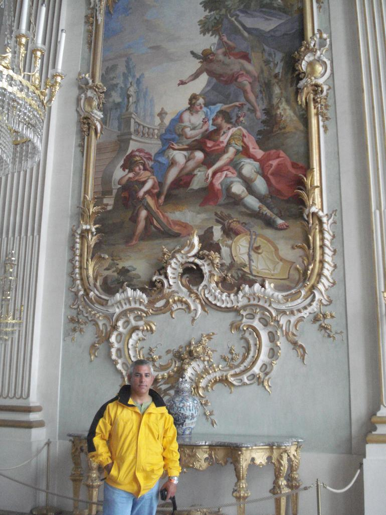 At Nymphenburg Palace - Munich