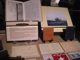 Photo of Orlando Titanic The Experience Books