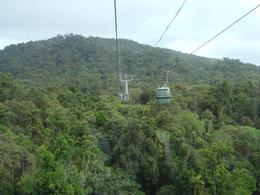 Photo of Cairns & the Tropical North Kuranda Scenic Railway Day Trip from Cairns Cable car