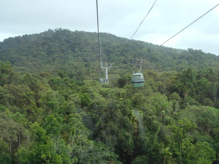Cable car - Cairns & the Tropical North
