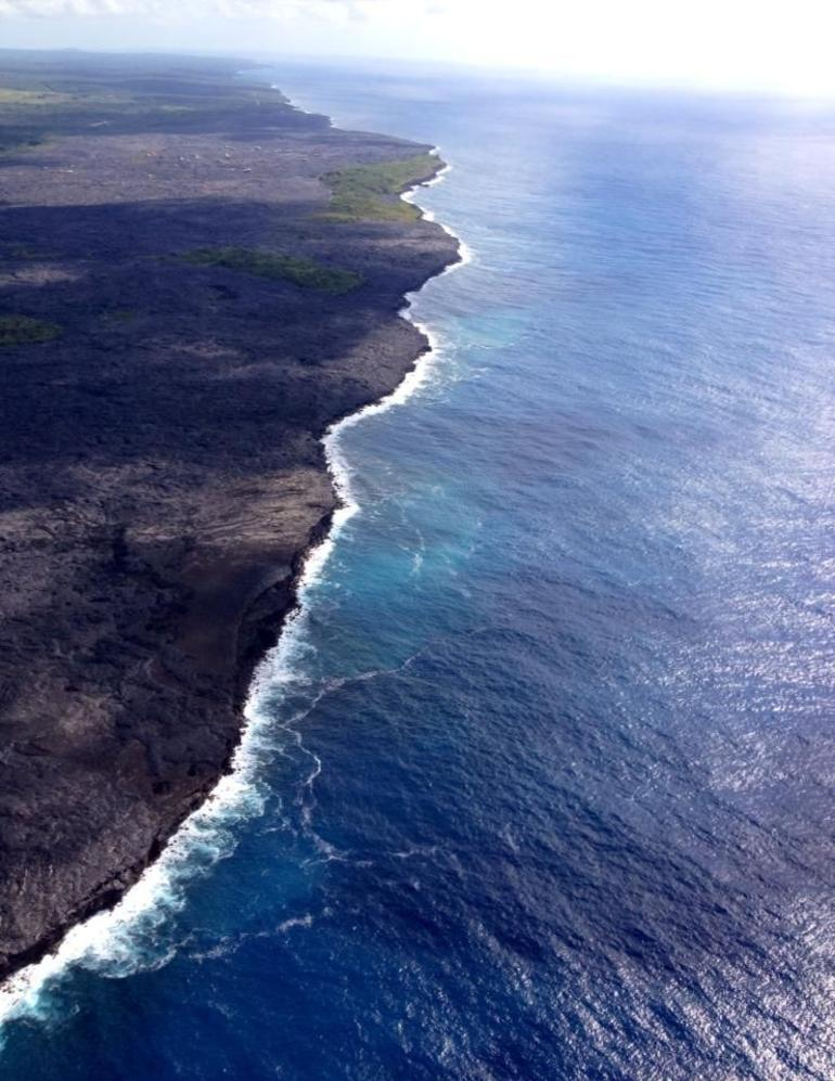 Coastline - Big Island of Hawaii
