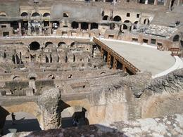 Photo of Rome Skip the Line: Ancient Rome and Colosseum Half-Day Walking Tour Colosseum Floor