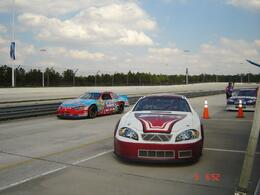 Photo of Orlando Race Car Drive-Along: Rookie Experience at Walt Disney World Speedway Orlando Coming back